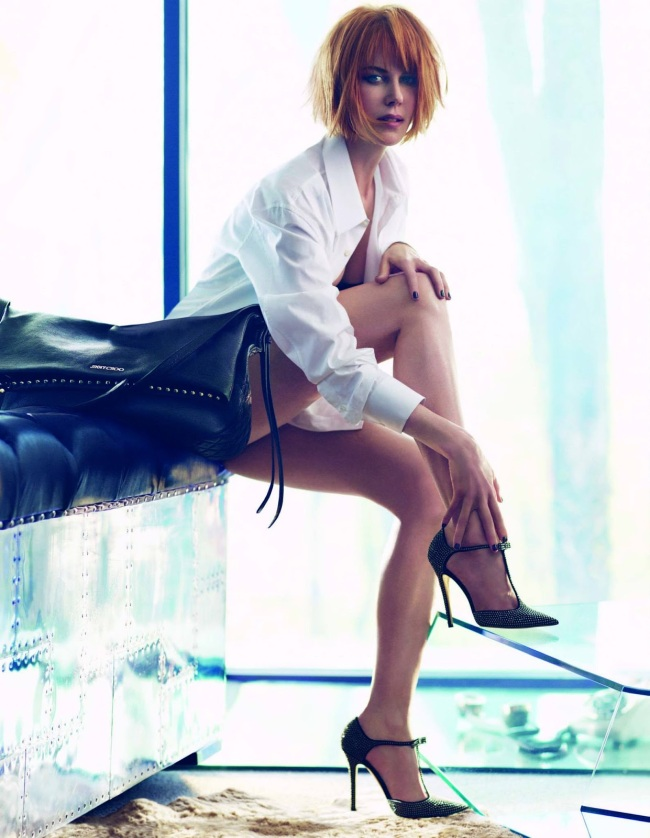Nicole Kidman for Jimmy Choo F/W 2013-14