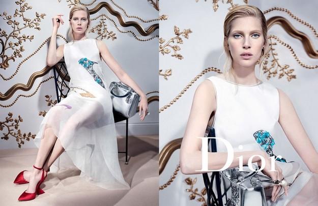 Dior Ad Campaign F/W 2013-14