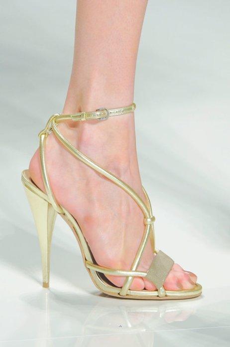 Etro Shoes S/S 2014