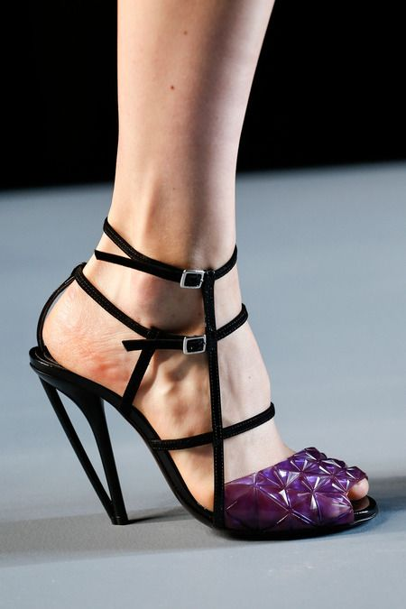 Fendi Shoes S/S 2014