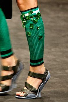 Prada Shoes S/S 2014