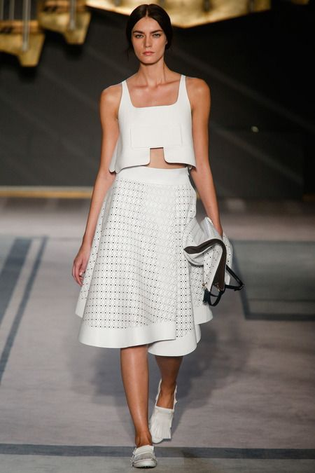 Tod's Show S/S 2014