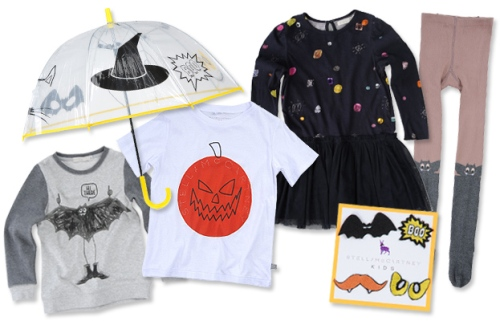 Stella MCCartney  Kids Limited Halloween Edition 2013