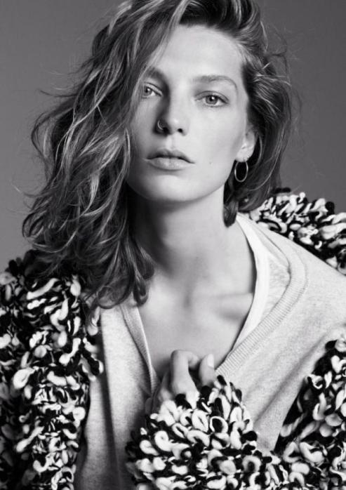Daria Werbowy for Isabel Marant for H&M