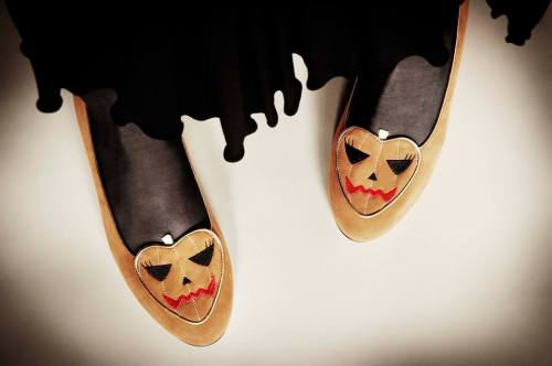Charlotte Olympia limited edition for Halloween 2013