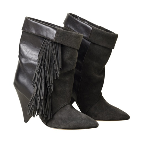 Isabel Marant for H&M boots