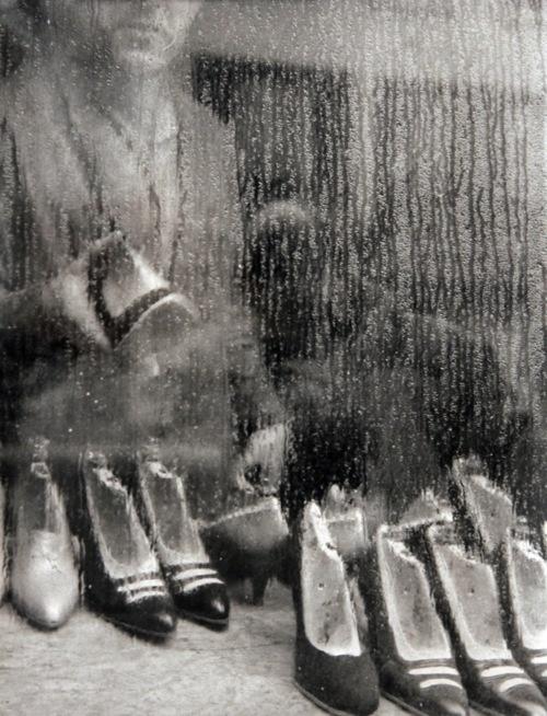 Sabine Weiss, Paris 1955