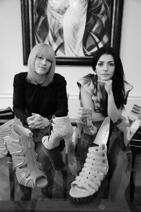 Jennifer Portman and Natalia Barbieri