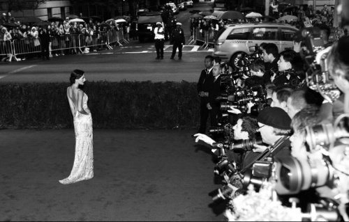 Met Gala, New York May 7th 2012