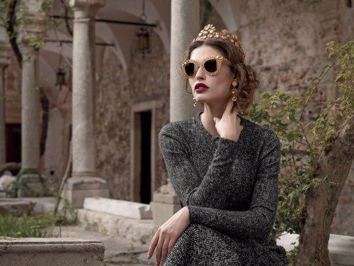 Bianca Balti for Dolce&Gabbana Adv F/W 2013
