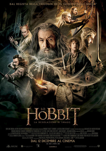 Lo Hobbit- LOa Desolazione di Smaug