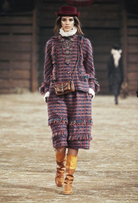 Chanel Mètiers d'Art Paris-Dallas