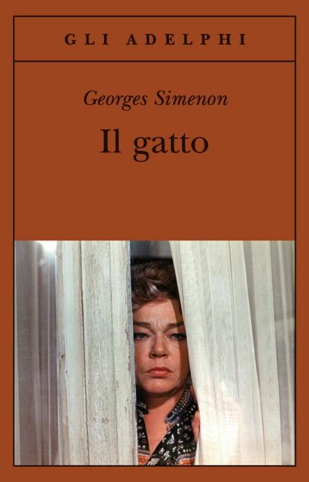 """Georges Simenon: """" Il Gatto"""""""