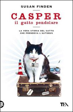"""Susan Finden: """" Casper, Il Gatto Pendolare"""""""