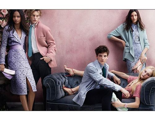 Burberry Ad Campaign Spring 2014