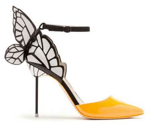 Cleo shoes by Sophia Webster S/S 2014
