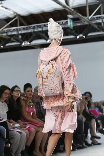 Manish Arora Backpack Spring 2014