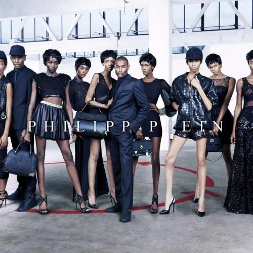 Philipp Plein Ad Campaign S/S 2014