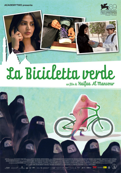 La Bicicletta Verde, 2012