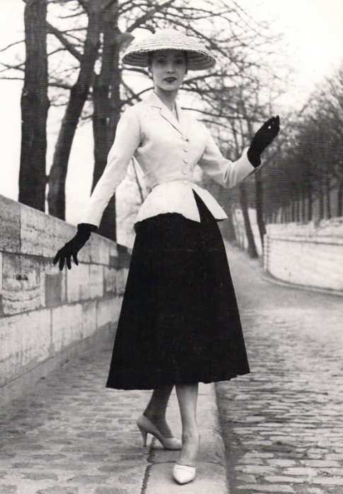 Christian Dior, New Look 1947