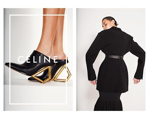 Cèline Ad Campaign S/S 2014