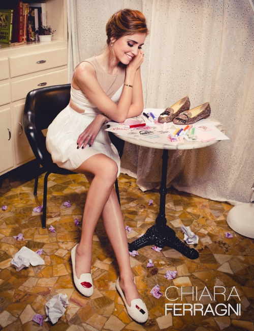 Chiara Ferragni Shoes S/S 2014
