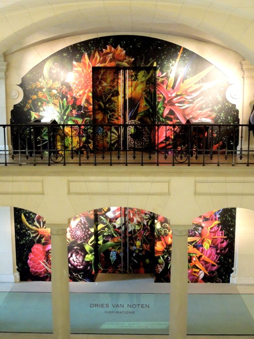 "Dries Van Noten ""Inspirations"", Les Arts Decoratifs, Paris"