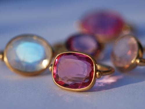 Marie Hèlène de Taillac rings
