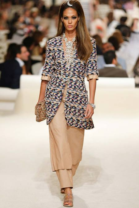 Chanel Resort 2015, Dubai fashion show