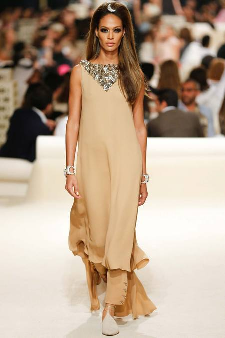 Chanel Resort 2014 , Dubai Fashion show