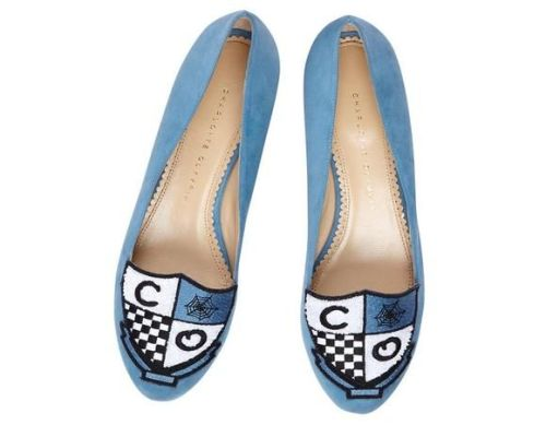 Driving shoes by Charlotte Olympia S/S 2014