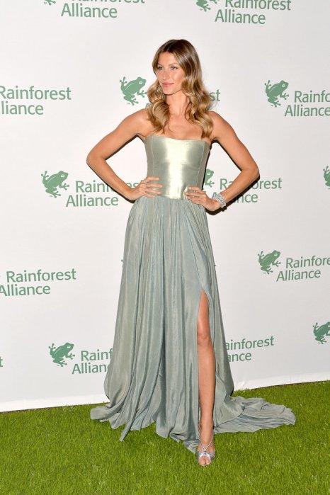 Gisele Bundchen, Rainforest Gala 2014