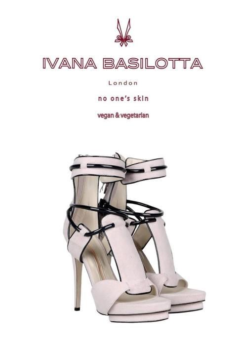 Ivana Basilotta shoes S/S 2014