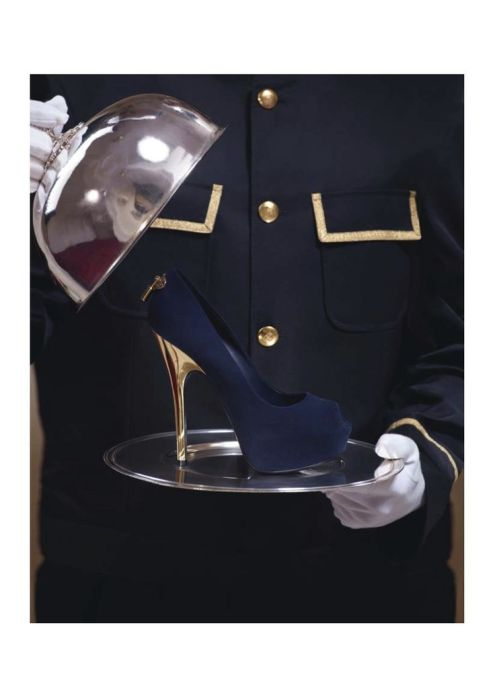 Louis Vuitton Shoes Catalogue by Koto Bofolo F/W 2013