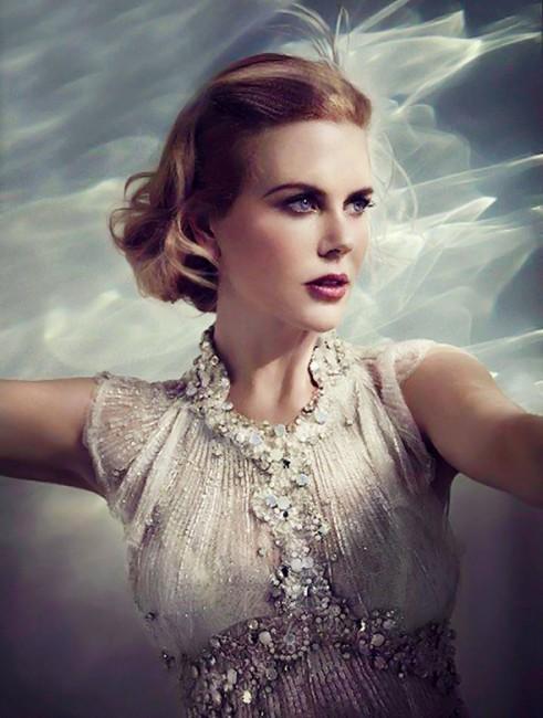 Nicole Kidman in Grace of Monaco movie