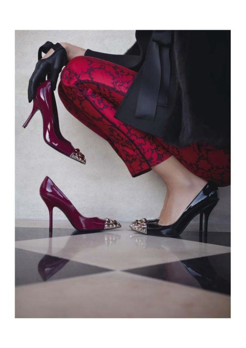 Lousi Vuitton Shoes Catalogue by Koto Bofolo F/W 2013