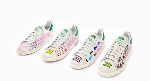 Adidas Stan Smith by Pharell