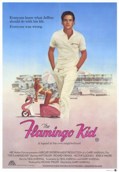 The Flamingo Kid, 1984