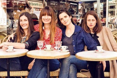 Audrey Diwan, Caroline de Maigret , Sophie Mas, Anne Berest