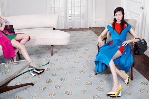 Dior Ad Campaign Fall 2014