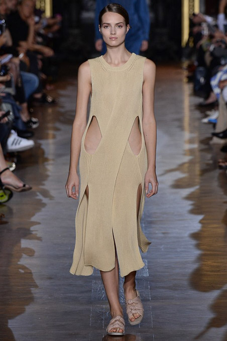 Stella McCartney Spring 2015