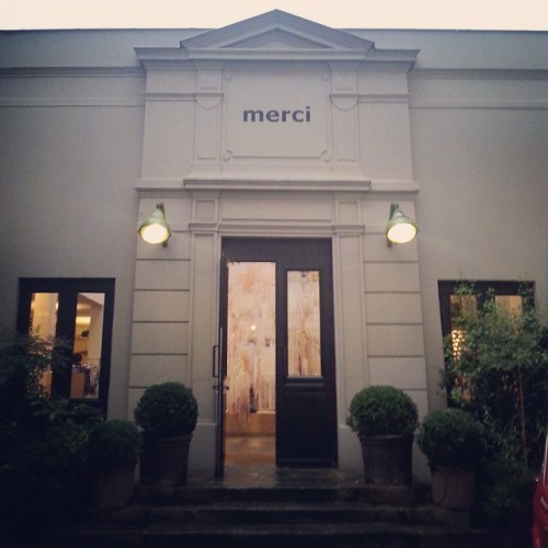 Merci boutique Paris