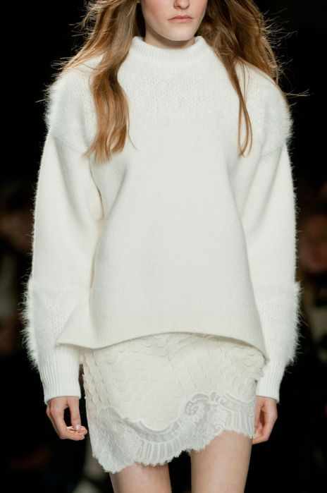 Vanessa Bruno sweather Fall 2014