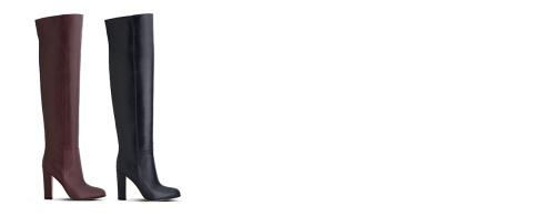 Gianvito Rossi Mattie Over The Knees boots Fall 2014