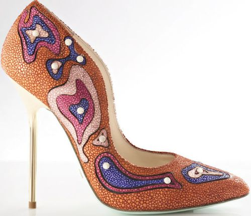 Michelle Pumps by Giannico