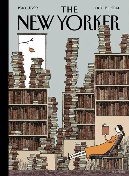 New Yorker October 2014