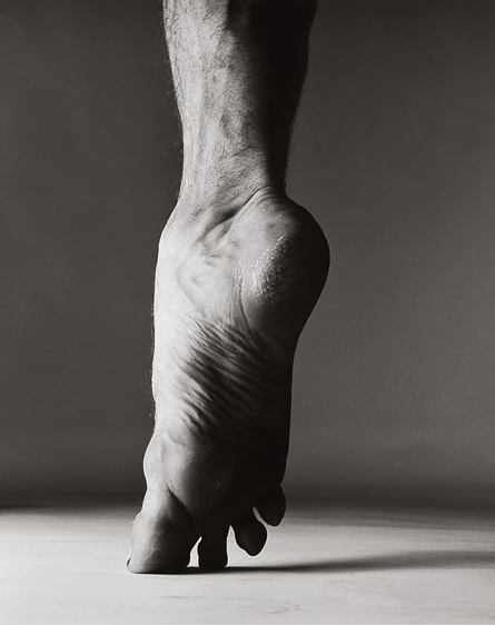 "Rudolf Nureyev ""en pointe"", New York, May 31, 1967"