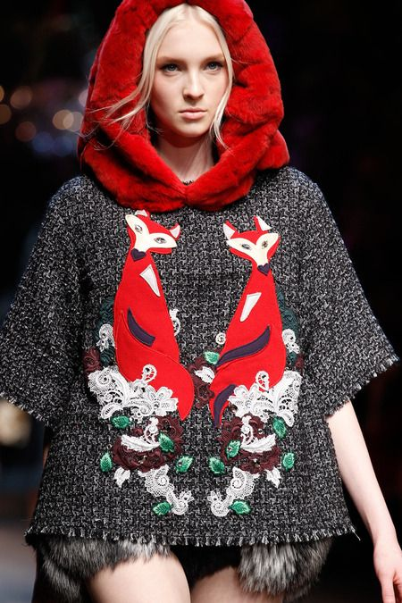 Dolce& Gabbana Fall 2014