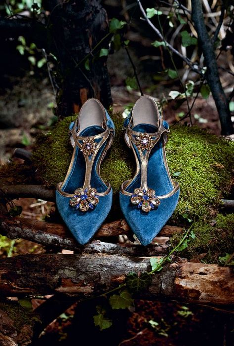 Dolce&Gabbana shoes Fall 2014