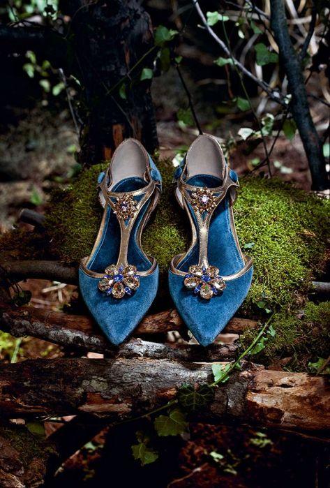 Dolce&Gabbana shoes Fall 2014